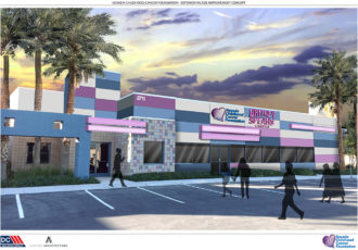NCCF Opens its Britney Spears Campus